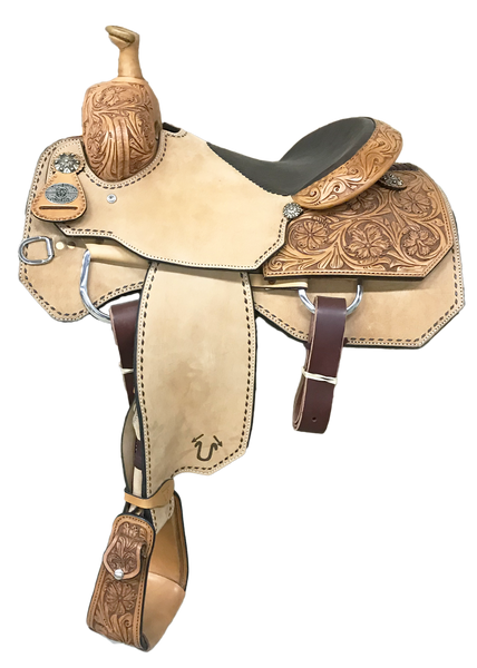 Calf Roping/Breakaway Saddle UBCR-002