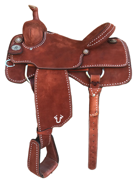 Calf Roping/Breakaway Saddle UBCR-004