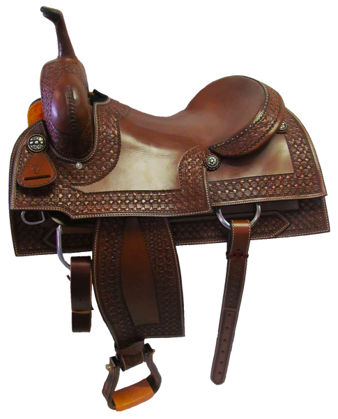 Usher Brand Signature Cutting Saddle; UBCT-001