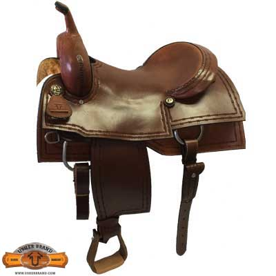 Usher Brand Signature Cutting Saddle; UBCT-002