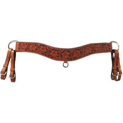 "3"" Wild Rose Tripping Collar with Background Paint; UBTC-006"