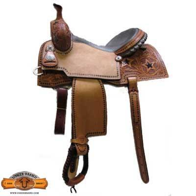 Usher Brand Tammy Billingsley Mounted Shooter UBTAM-003