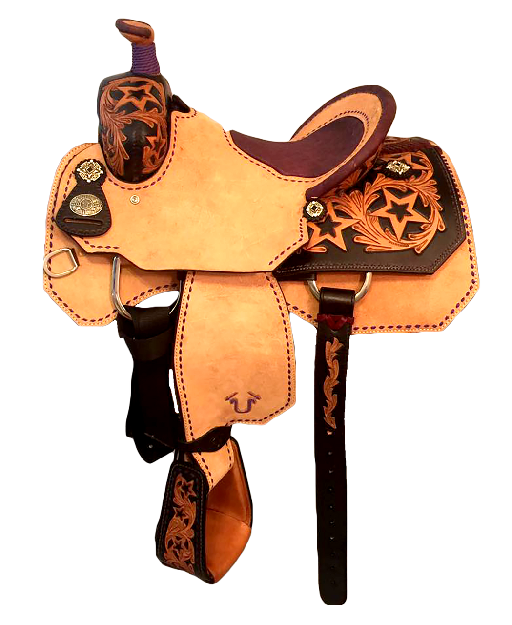 Team Roping Saddle UBTR-015