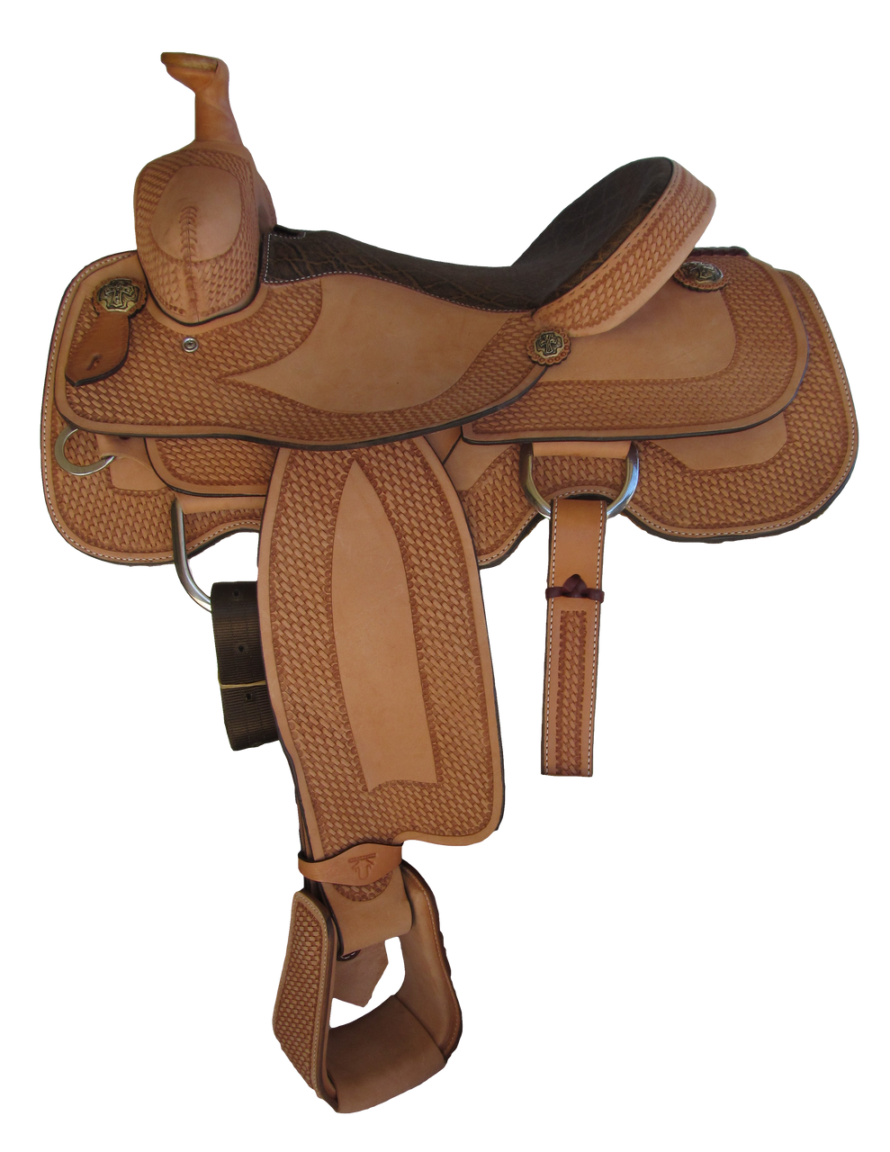 Team Roping Saddle UBTR-018