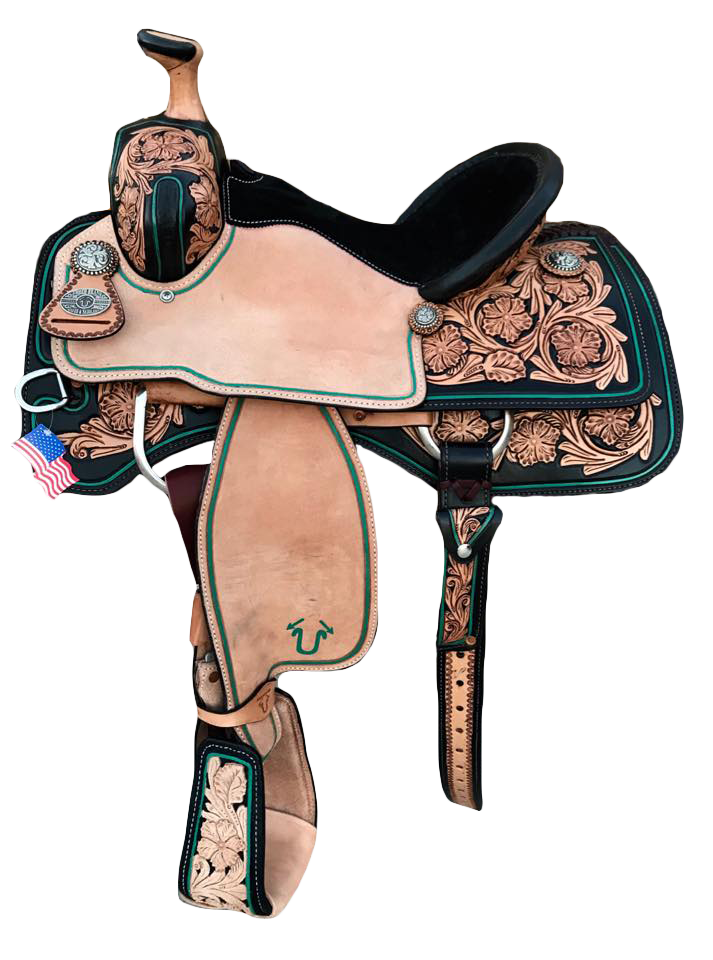 Team Roping Saddle UBTR-020