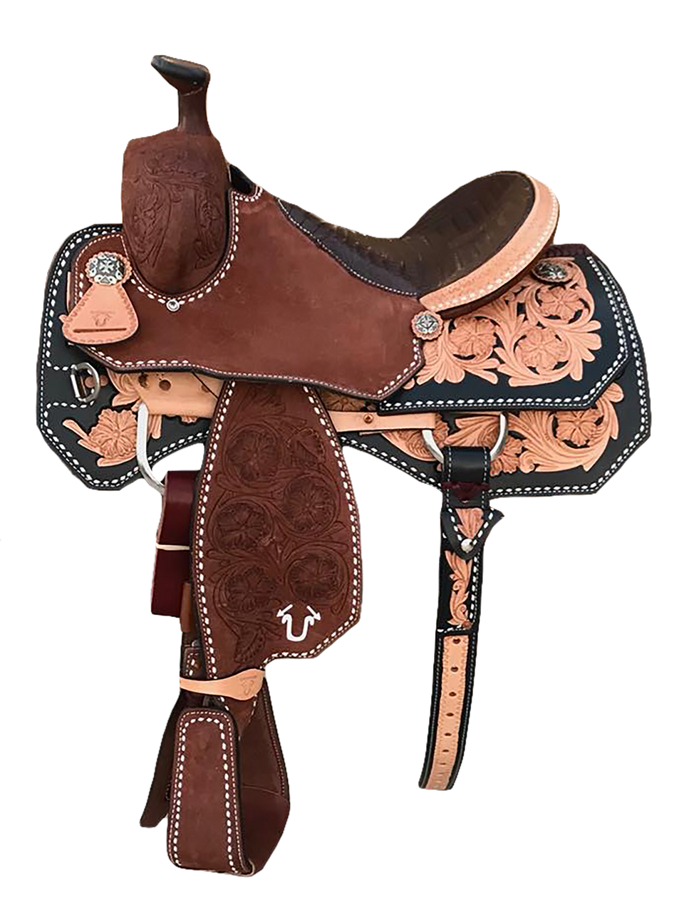 Team Roping Saddle UBTR-021