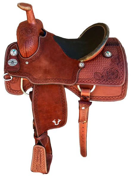 Team Roping Saddle UBTR-023