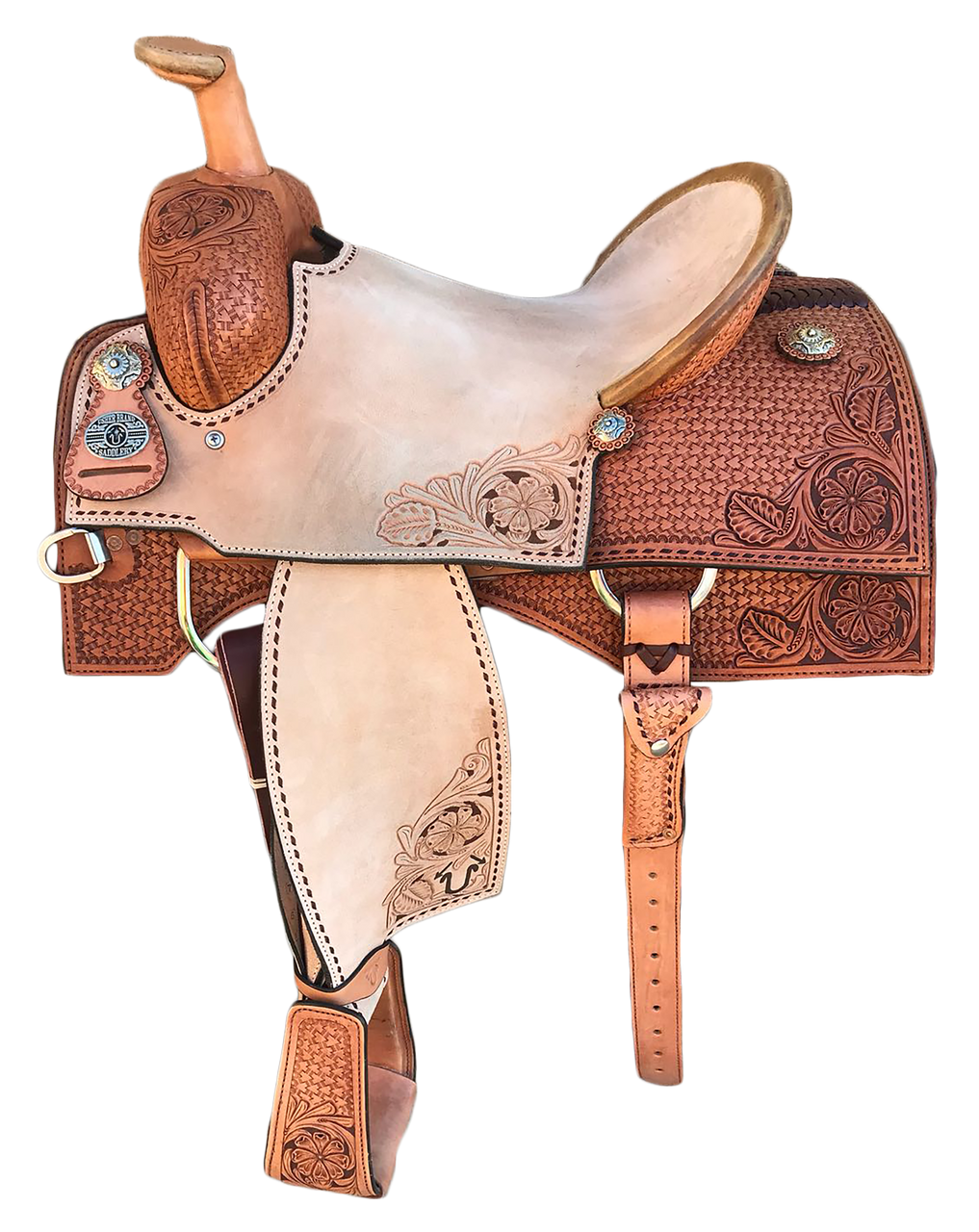 Team Roping Saddle UBTR-030