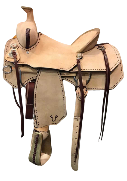 Team Roping Saddle UBTR-034