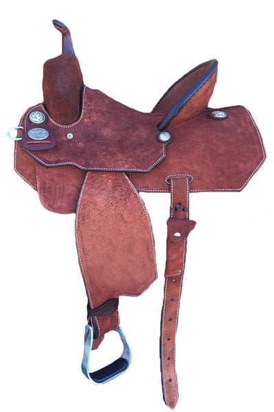 Unbranded Barrel Saddle UNBR-001