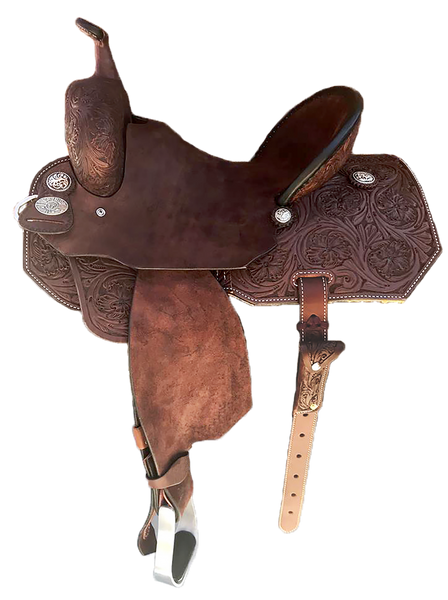 Unbranded Barrel Saddle UNBR-004