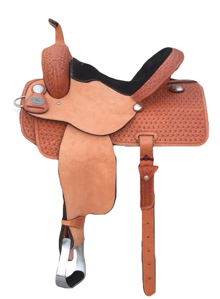 Unbranded Barrel Saddle UNBR-005