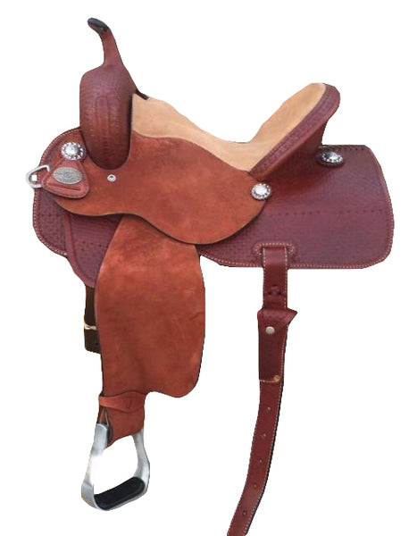 Unbranded Barrel Saddle UNBR-006