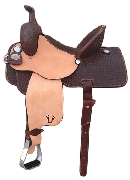 Unbranded Barrel Saddle UNBR-007