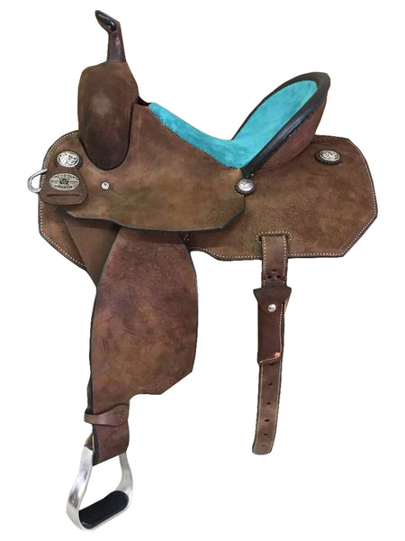 Unbranded Barrel Saddle UNBR-021