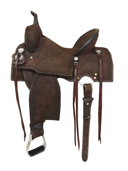 Unbranded Barrel Saddle UNBR-022