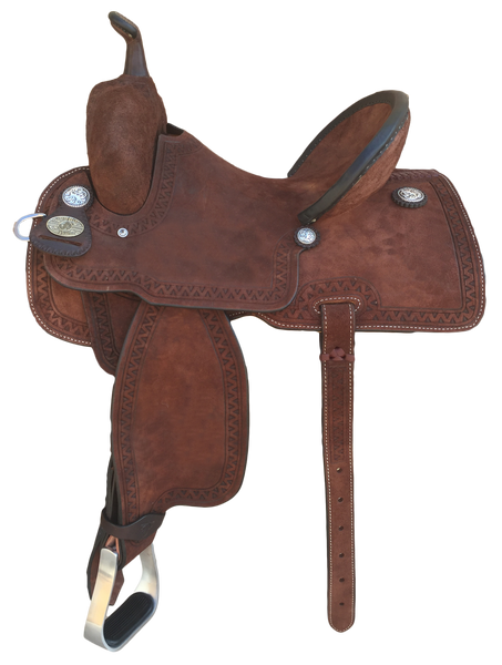 Unbranded Barrel Saddle UNBR-019