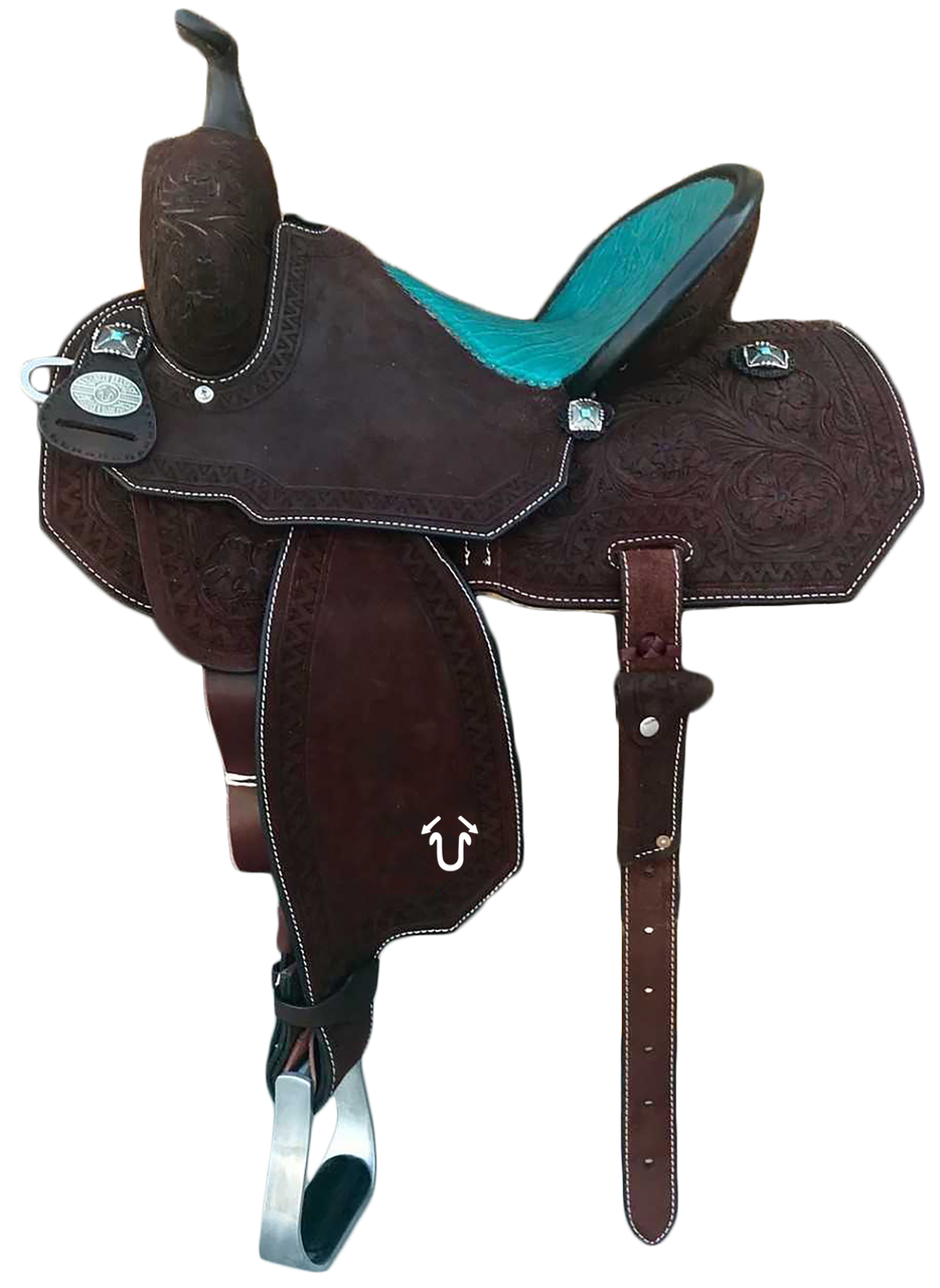 Barrel Saddle UBBR-020