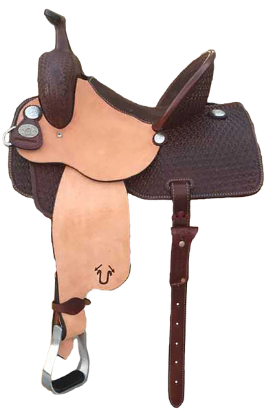 Barrel Saddle UBBR-014