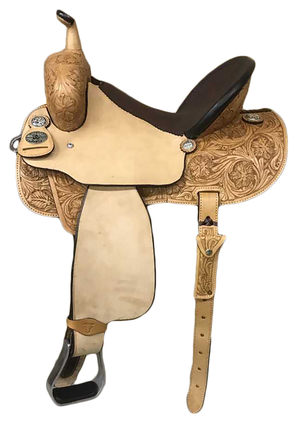 Unbranded Barrel Saddle UNBR-017