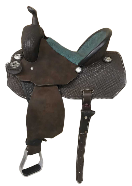 Unbranded Barrel Saddle UNBR-016