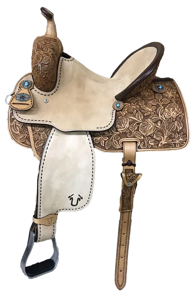 Barrel Saddle UBBR-047
