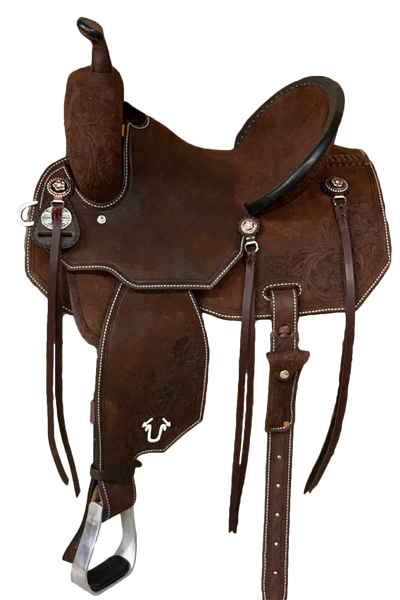 Barrel Saddle UBBR-1085