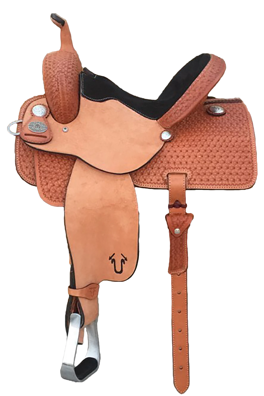Barrel Saddle UBBR-038