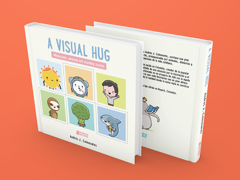 Book - A visual hug