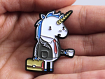 I need a break - Enamel Pin