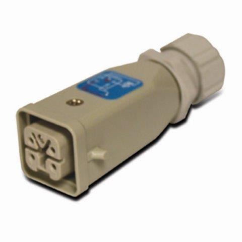 CKPTF1 Female power-TC connector plug