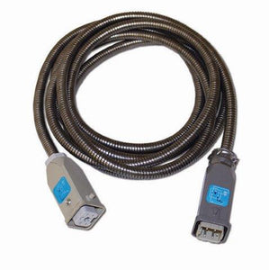 Armoured Mold Power-Thermocouple cables 10' (3.3m)