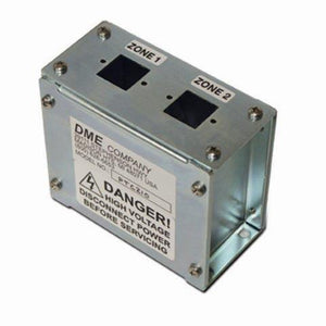 2 Zone terminal mounting box