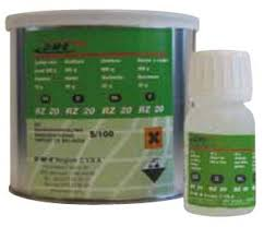 RZ20 Silicone & Hardener 500gm pack