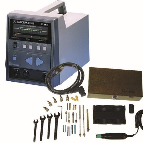 UF5600 Ultrasonic Polisher and kit