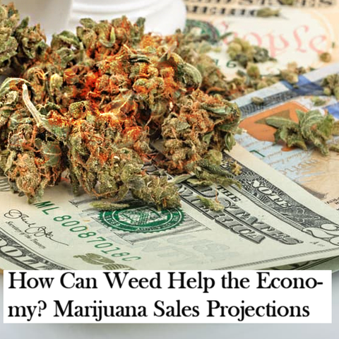 How can weed help the economy