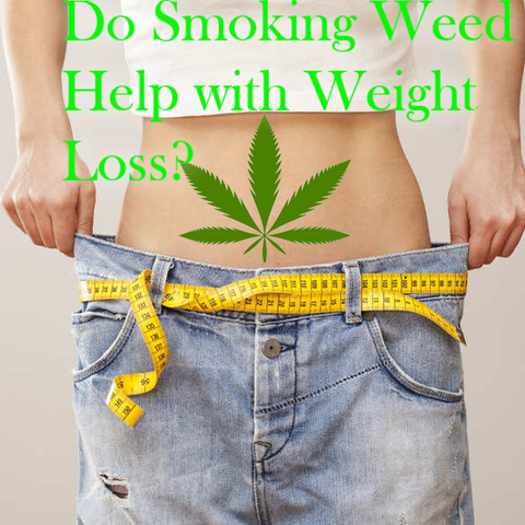 do smoking weed help weight loss