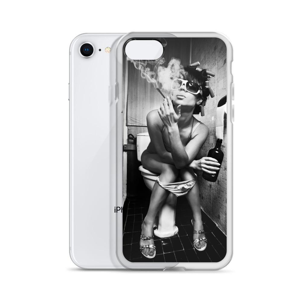 iPhone 6 Weed Case Girl Smoking iPhone Case Shop Now - 420 Weed Shirts