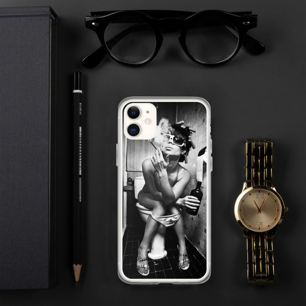 Best Sexy iPhone Case Girl Smoking Weed Phone Case Shop Now