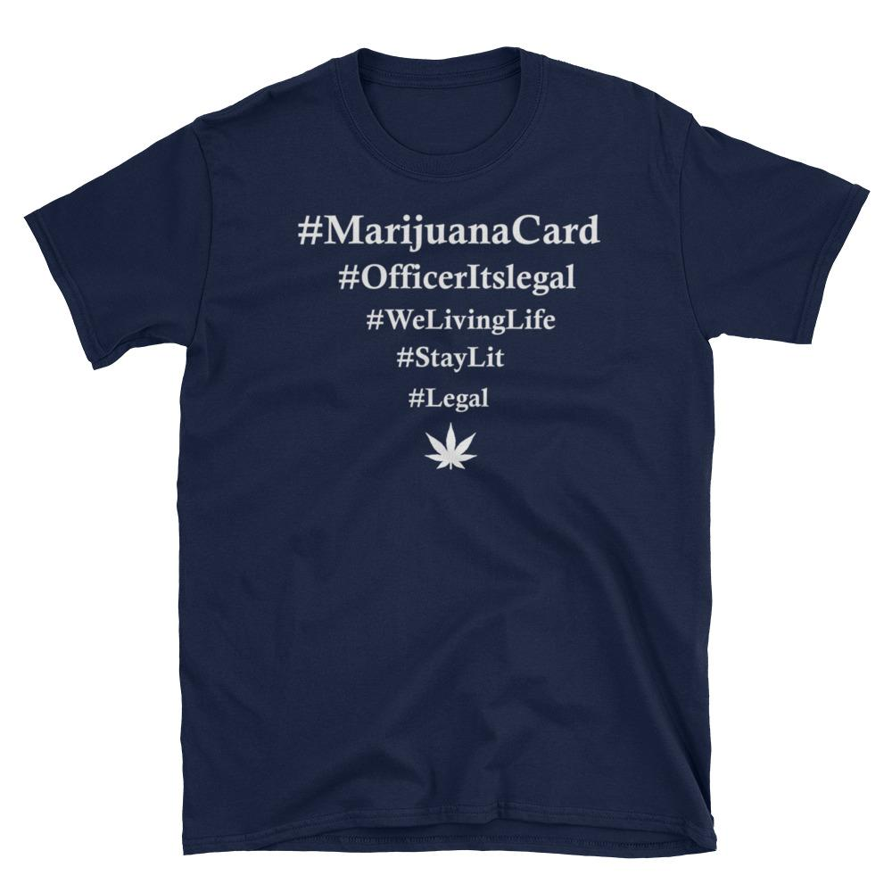 Legalize Weed Shirts