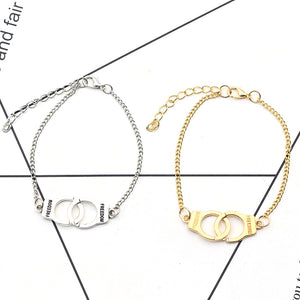 Handcuffs Bracelet For Your Lover