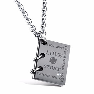 Personalized Engraved Necklace Style #2