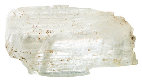 Selenite, for luck & wealth