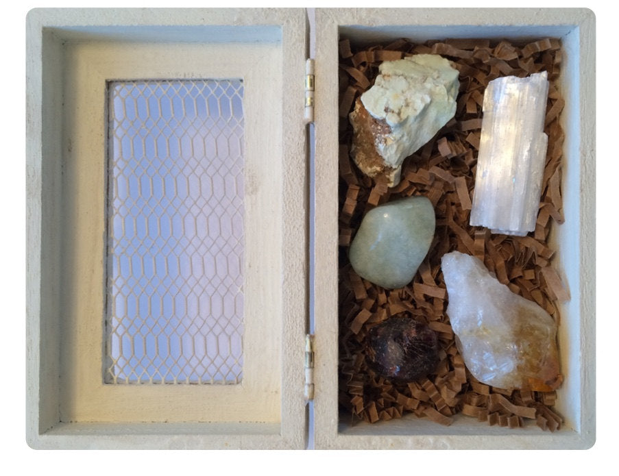 Crystals To Recharge - SentimentalGems