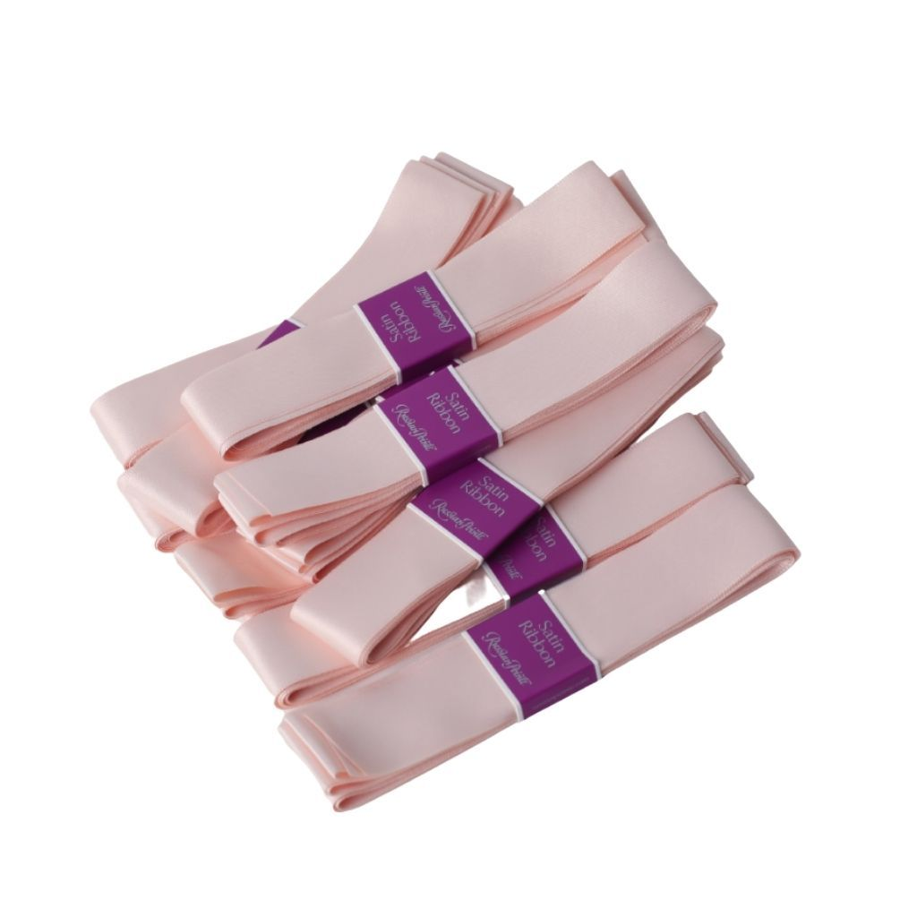 10-Pack Satin Ribbon - St. Louis Dancewear - Russian Pointe