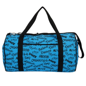 Over-Sized Street Dance Duffle