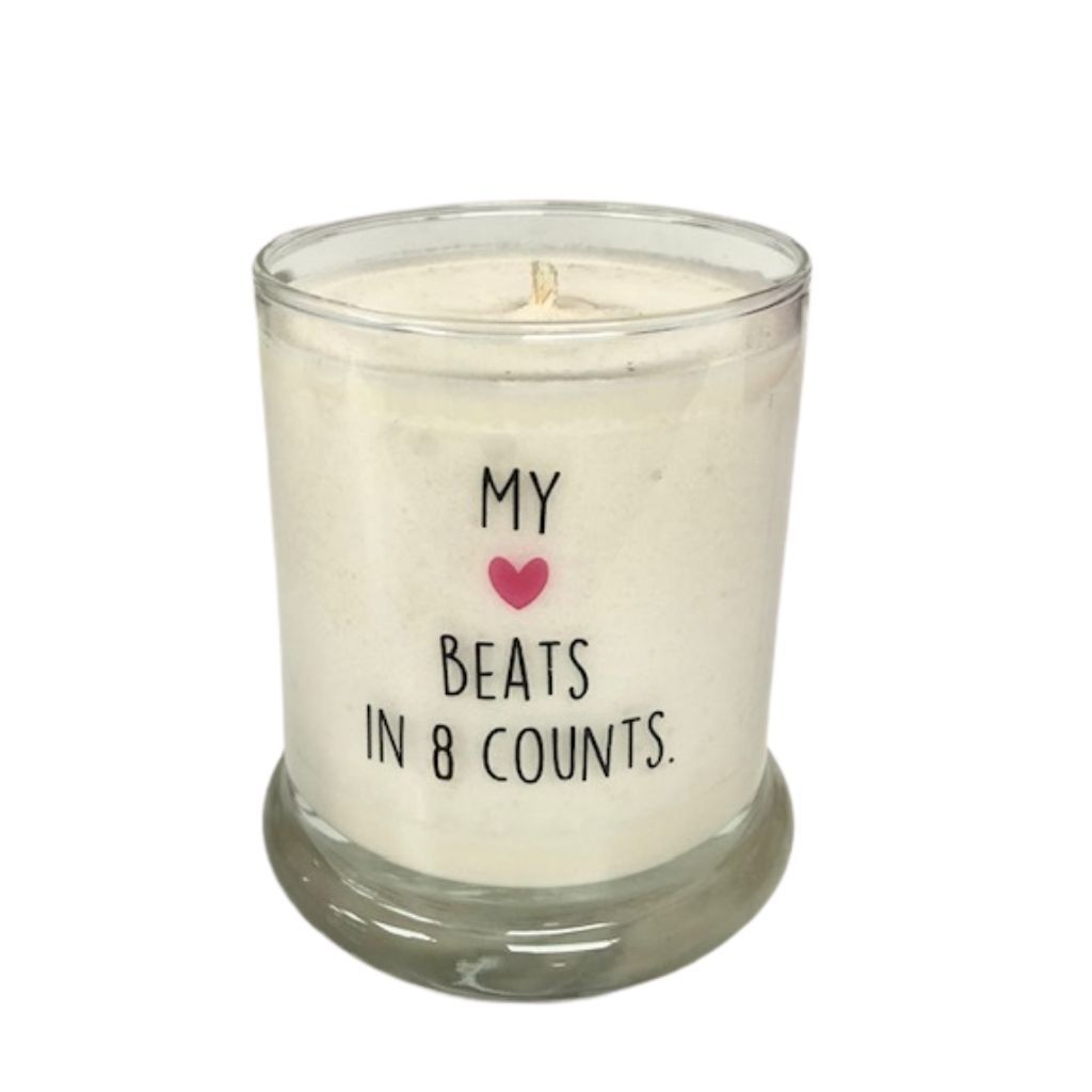 8-Count Soy Candle - St. Louis Dancewear - Dasha