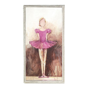 Ballerina Canvas - St. Louis Dancewear - Dasha