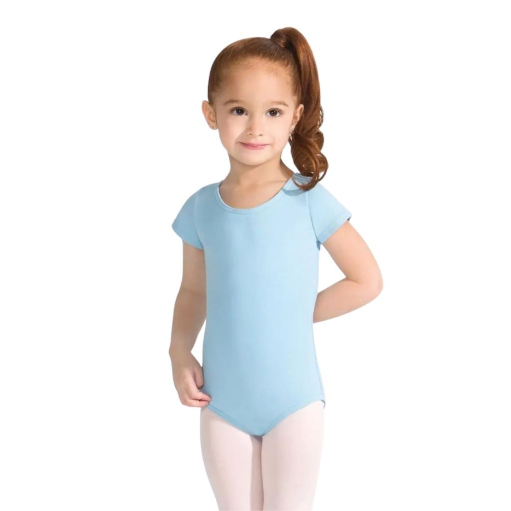 Capezio Cotton Short Sleeve - St. Louis Dancewear - Capezio