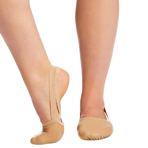 Child's Leather Turners - St. Louis Dancewear - Capezio
